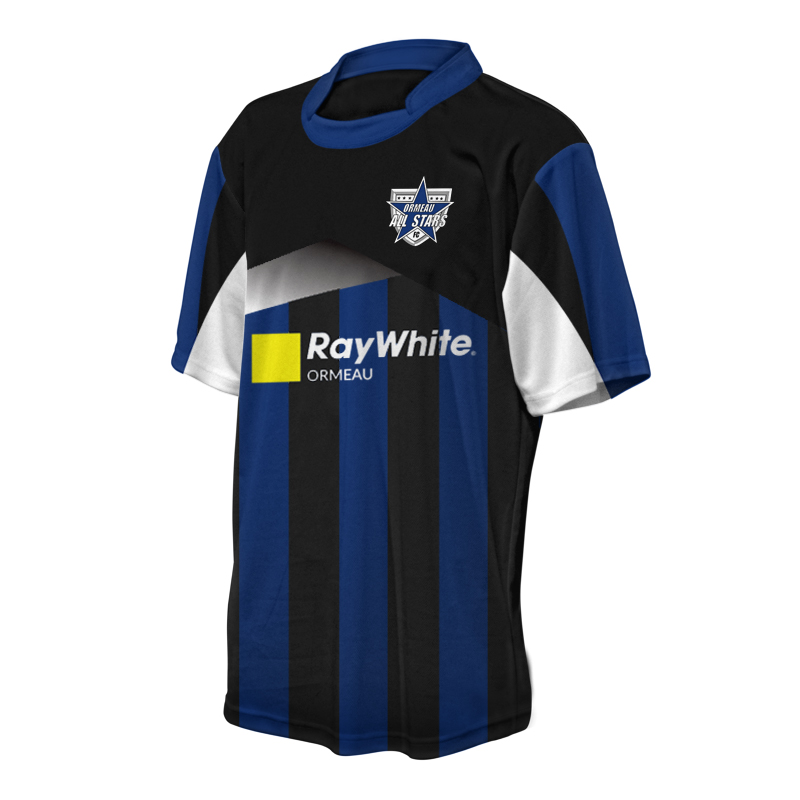 Elite Football Playing Jersey - Design 1 - 800x800