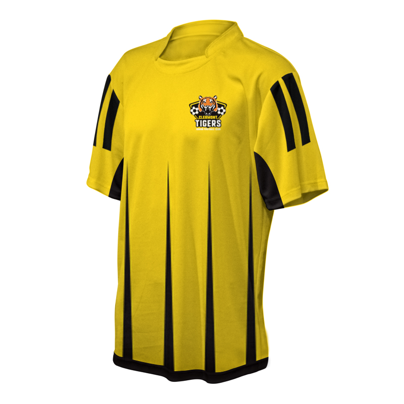Elite Football Playing Jersey - Design 2 - 800x800