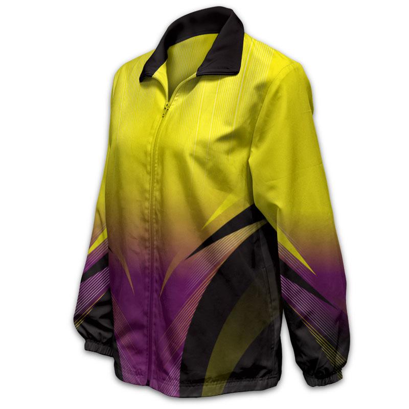Gymnastics Track Jacket 005