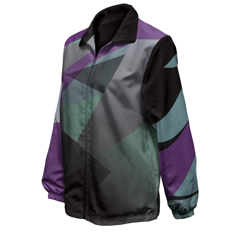 Gymnastics Track Jacket 006