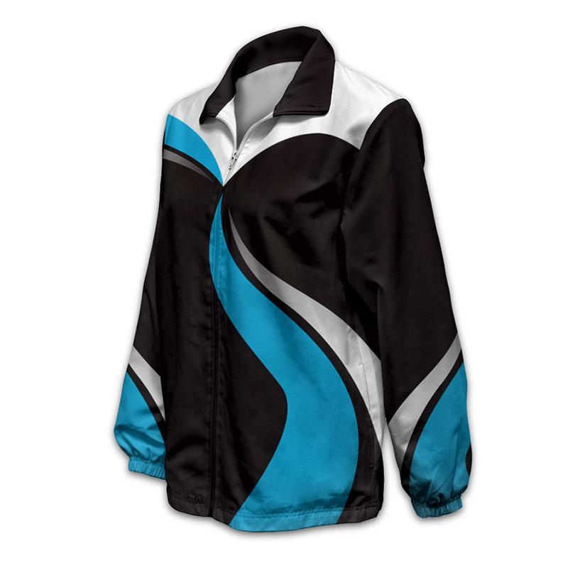 Gymnastics Track Jacket 015