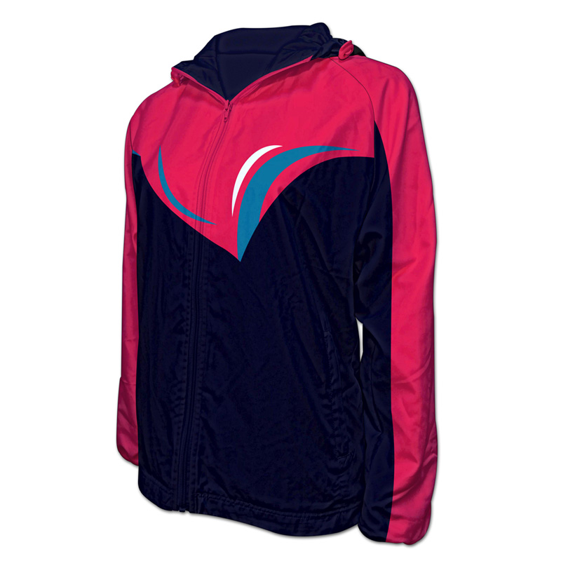 Gymnastics Team Jacket with Hood 016