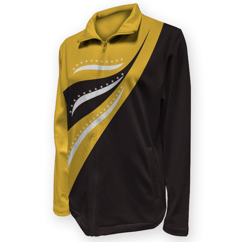 Gymnastics Warm Up Jacket 001