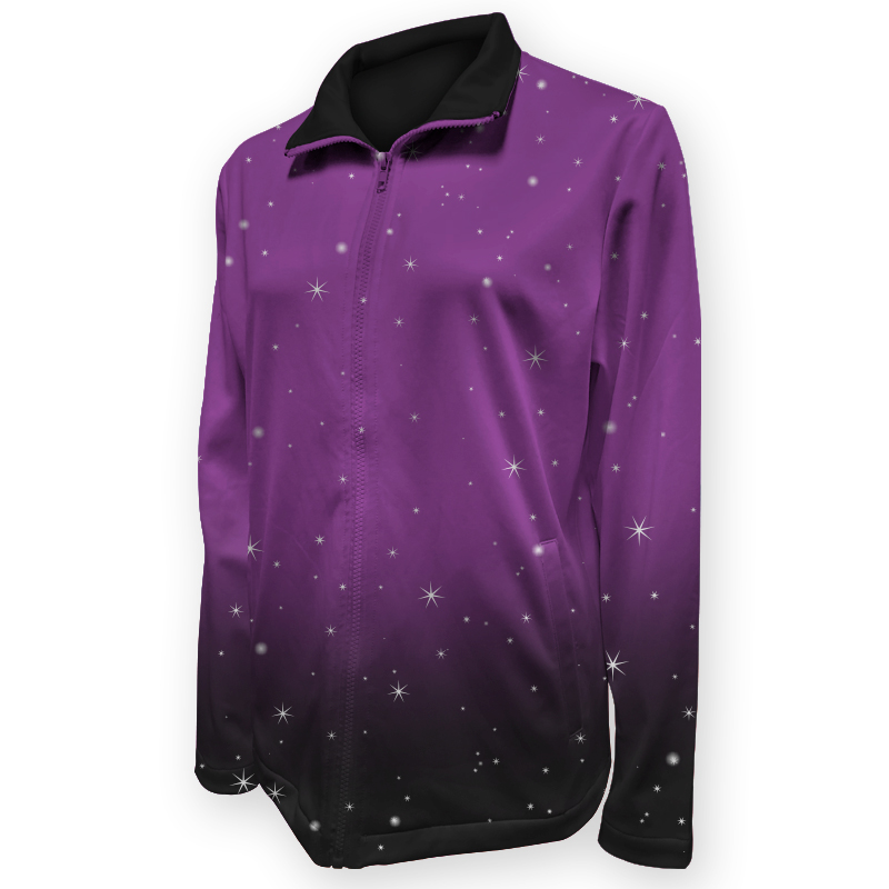 Gymnastics Warm Up Jacket 013