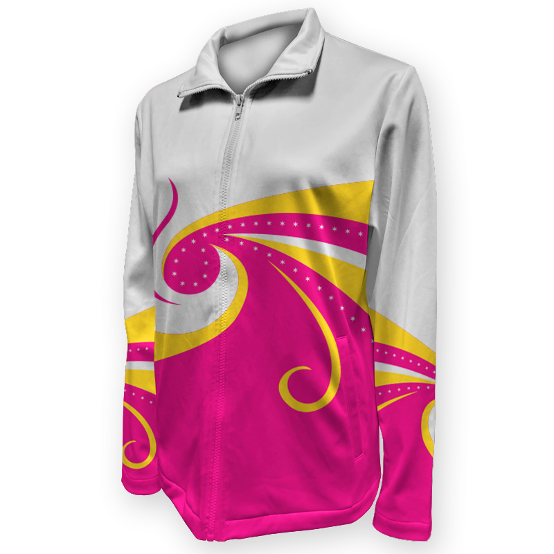 Gymnastics Warm Up Jacket 012