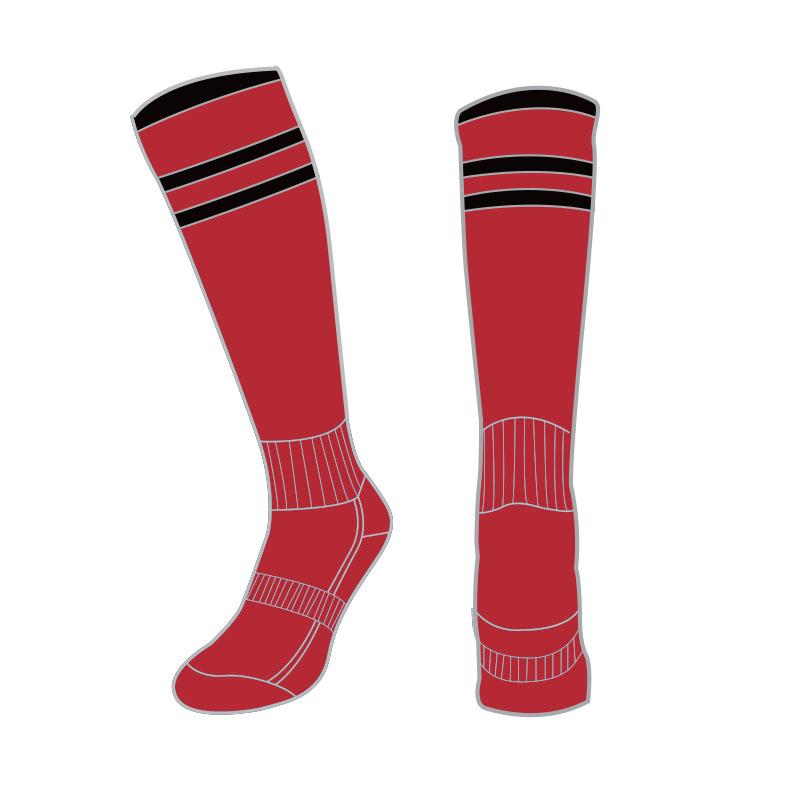 Knee High Football Socks - Design 4 - 800x800