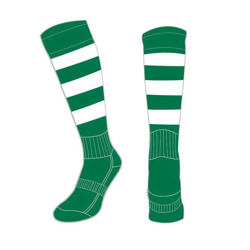 Knee High Football Socks - Design 5 - 800x800