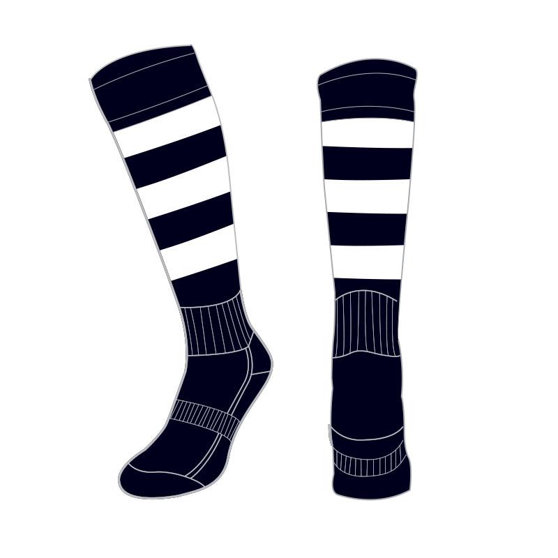 Knee High Football Socks - Design 6 - 800x800