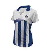 Ladies Football Coach Polo 160x180
