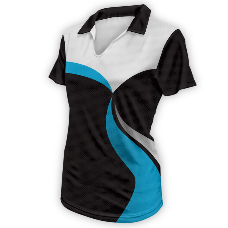 Ladies Gymnastics Polo 015