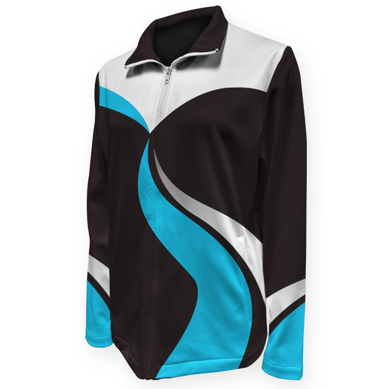 Gymnastics Warm Up Jacket 015