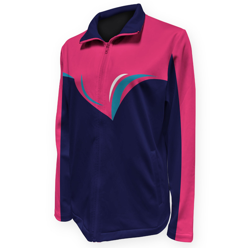 Gymnastics Warm Up Jacket 016