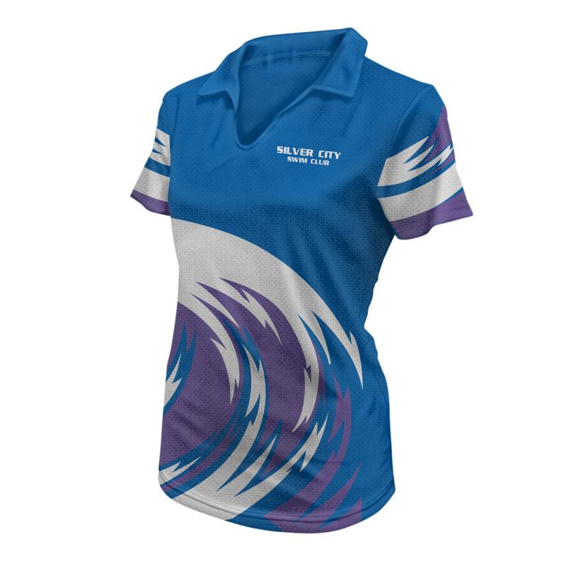 Ladies Swimming Polo - 800x800 - Design 4