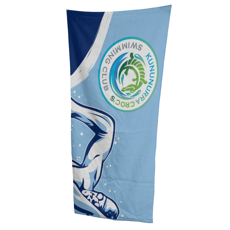 Swimming Towel - 800x800 - Design 5