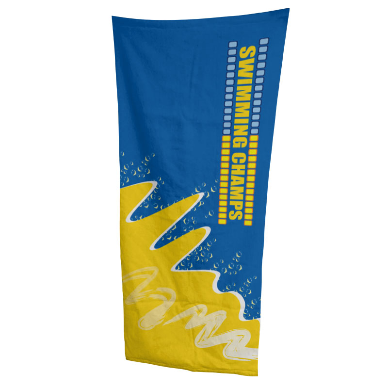 Swimming Towel - 800x800 - Design 6