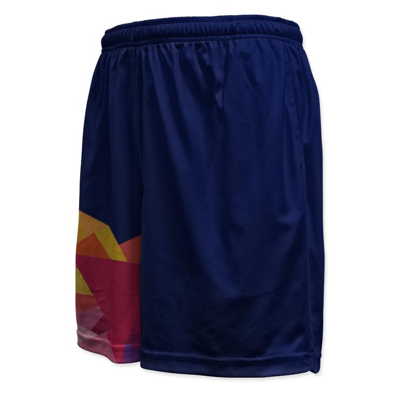 Unisex Gymnastics Leisure Shorts 022