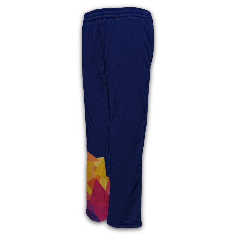 Ladies Gymnastics Activewear Track Pants Design 022