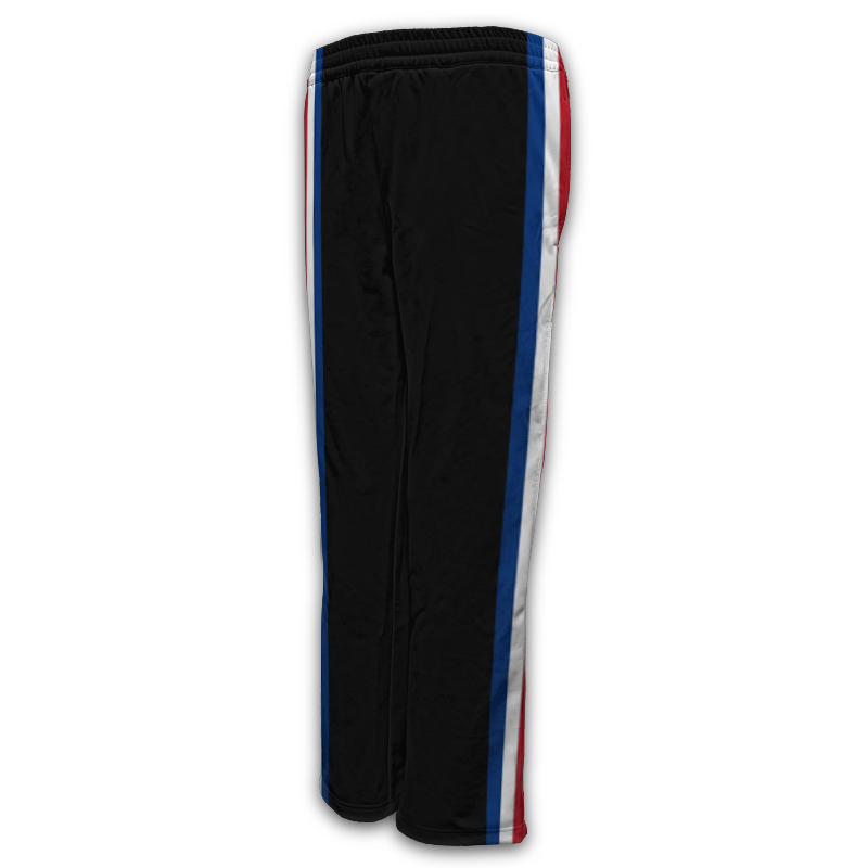 Ladies Gymnastics Activewear Track Pants Design 024