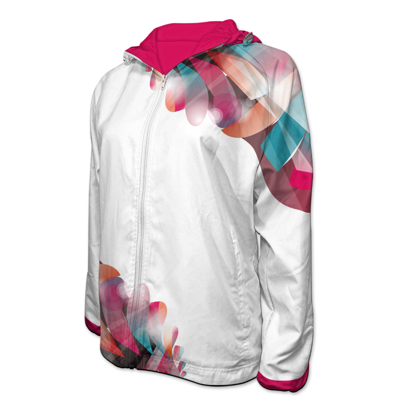 Gymnastics Team Jacket with Hood 002