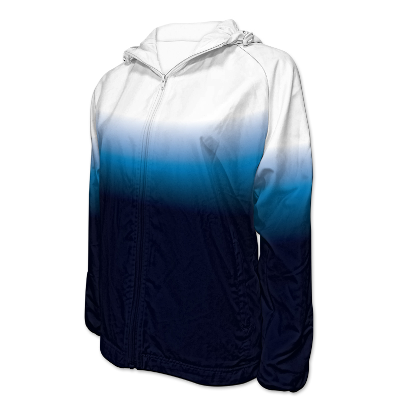 Gymnastics Team Jacket with Hood 023