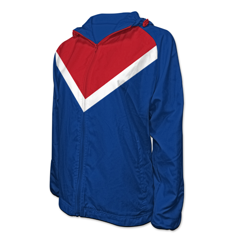 Gymnastics Team Jacket with Hood 024