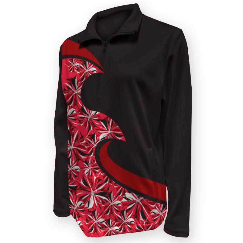 Gymnastics Warm Up Jacket 008
