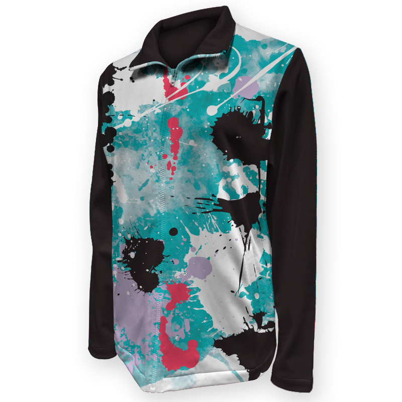 Gymnastics Wam Up Jacket 014