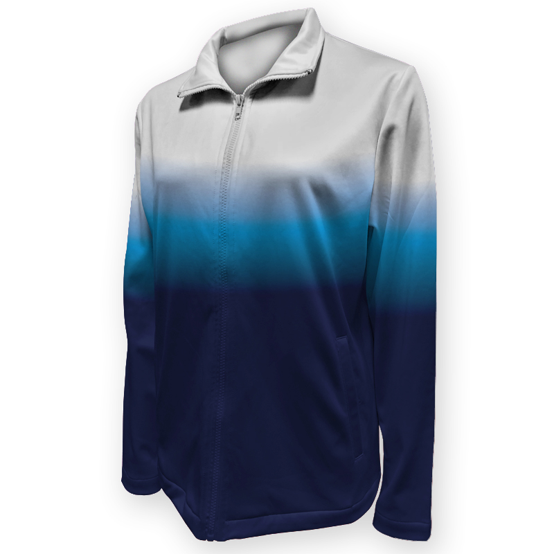 Gymnastics Wam Up Jacket 023
