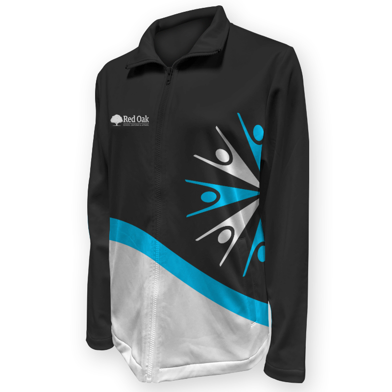 Gymnastics Warm Up Jacket 004