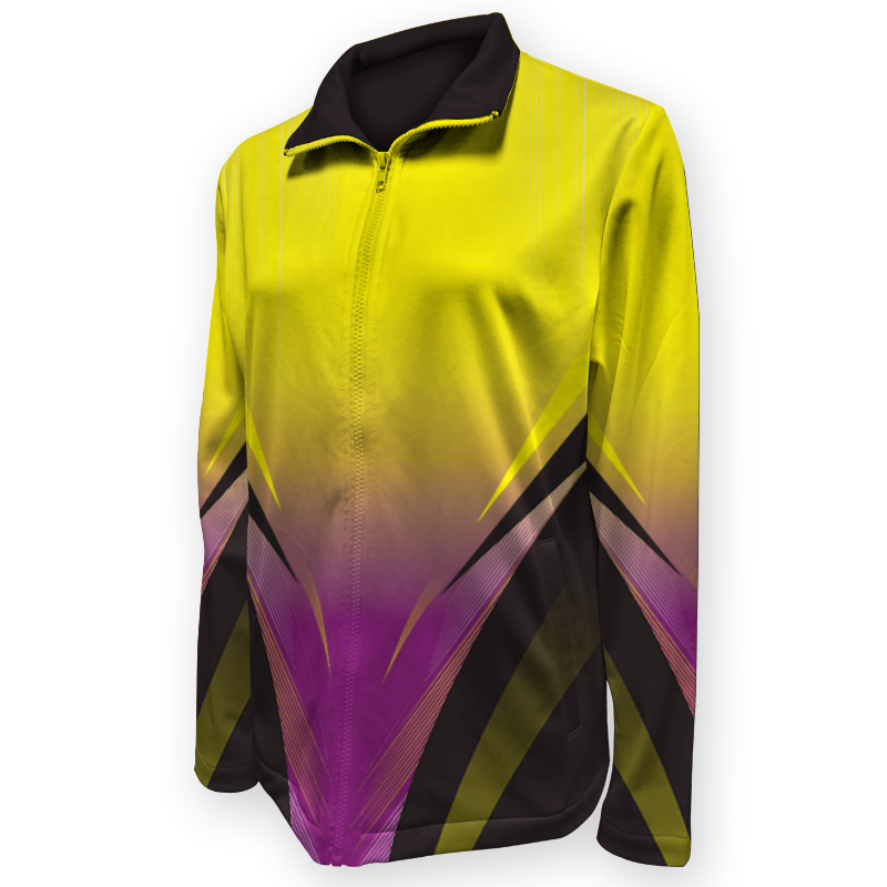 Gymnastics Warm Up Jacket 005