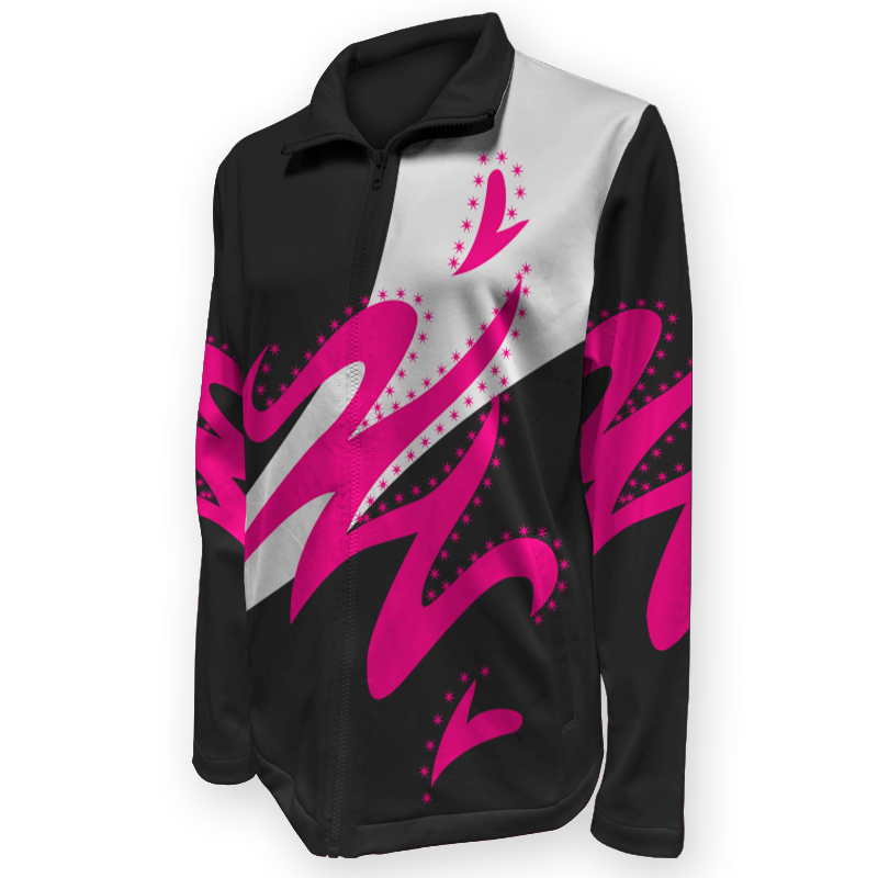 Gymnastics Warm Up Jacket 007
