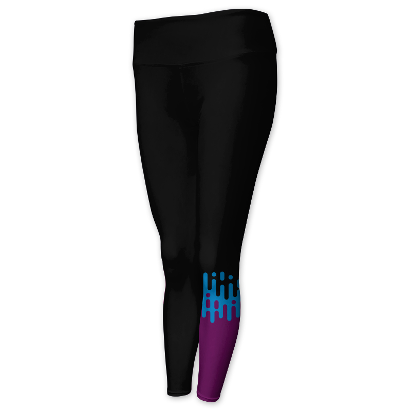 Gymnastics Full Length Comfort Waist Tights 020