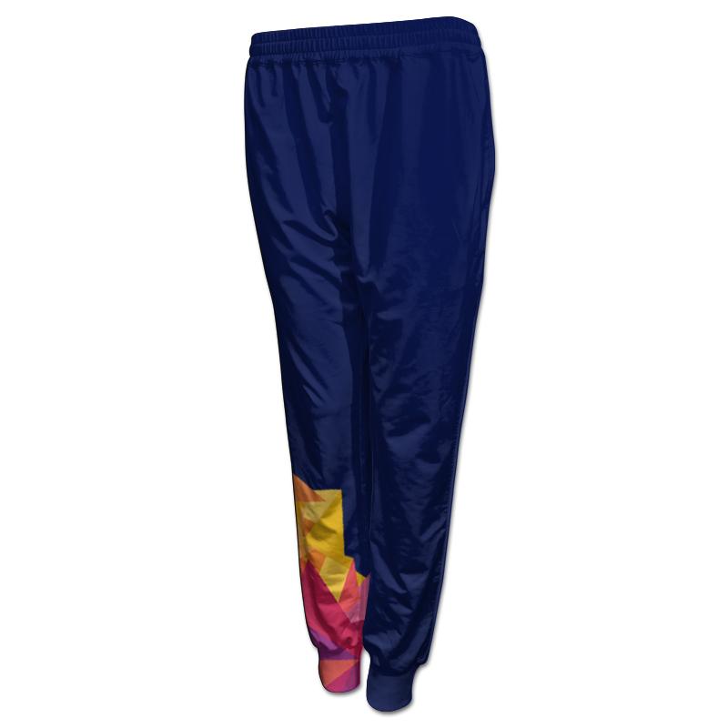 Ladies Gymnastics Activewear Track Pants with Cuffs 022