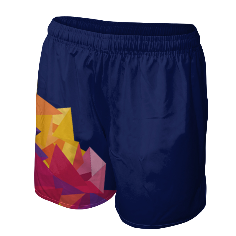 Ladies Gymnastics Training Shorts 022