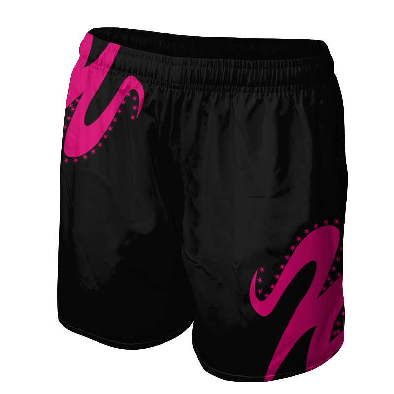 Ladies Gymnastics Training Shorts 007
