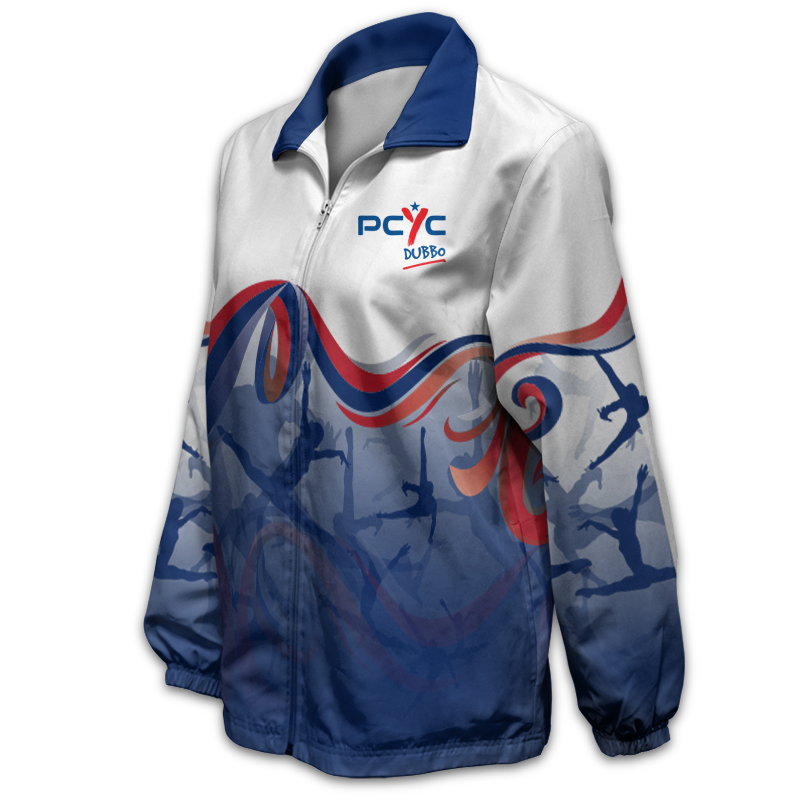 Gymnastics Track Jacket 003