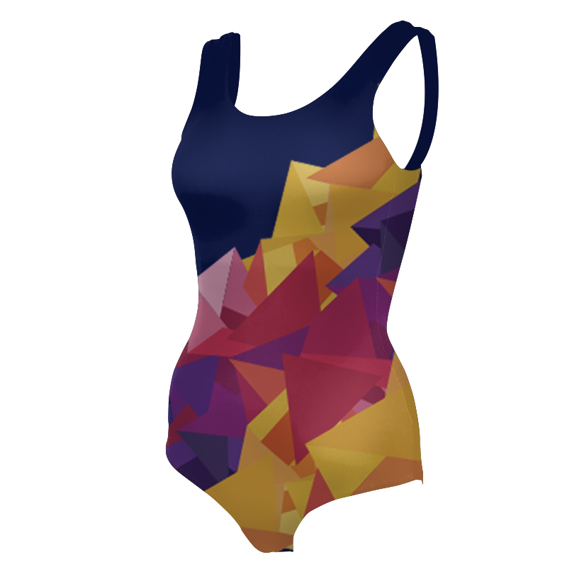 Gymnastics Training Leotard 022