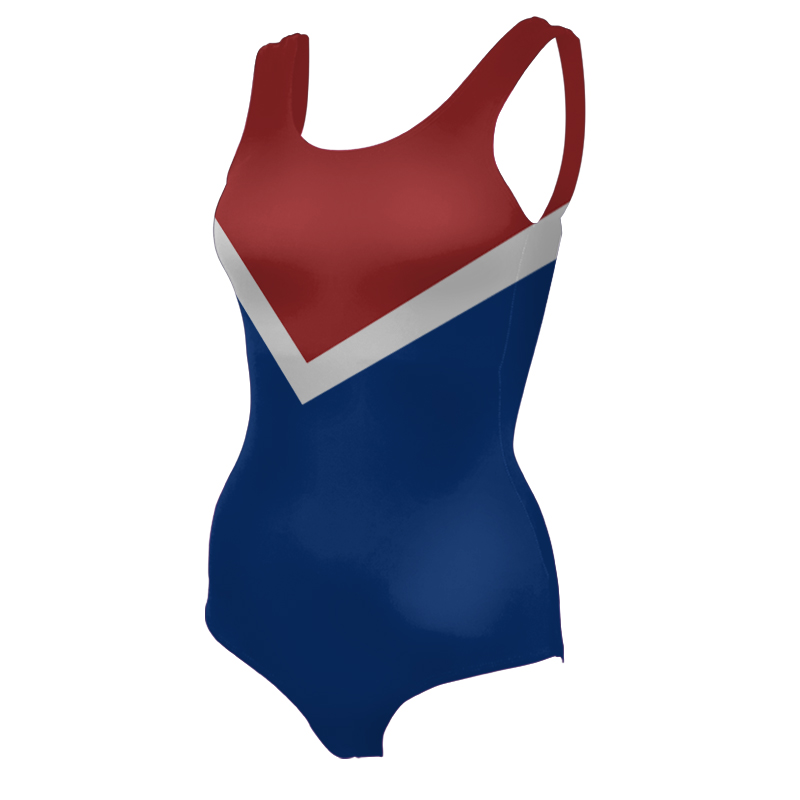 Gymnastics Training Leotard 024