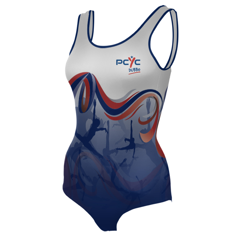 Gymnastics Training Singlet 003