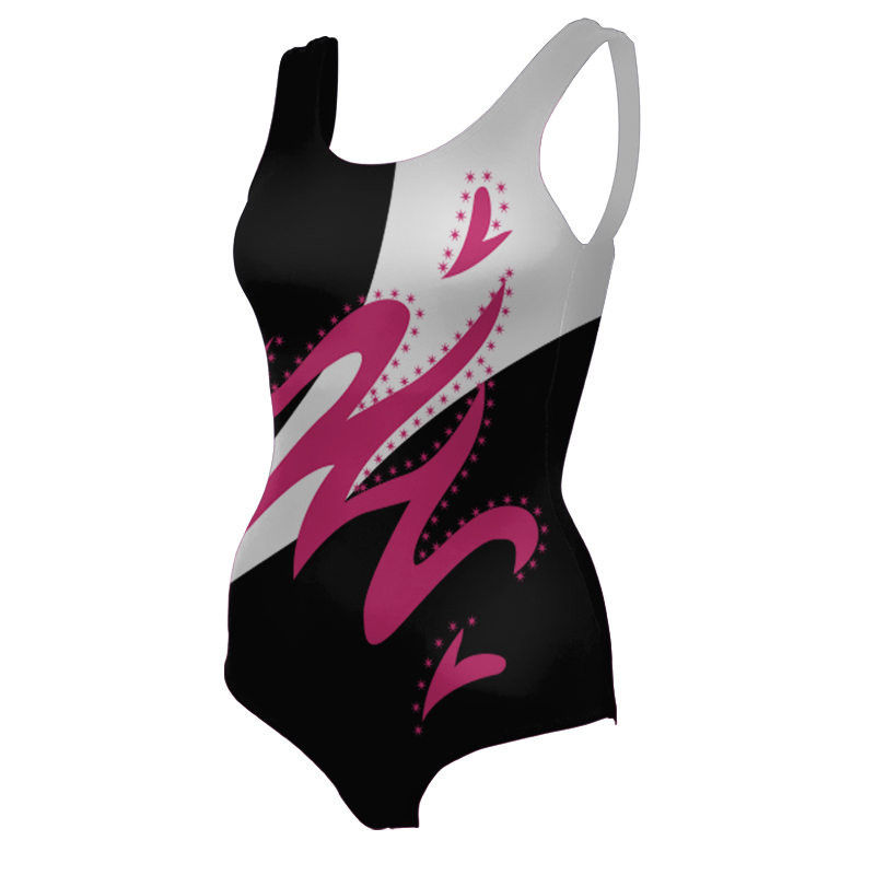 Gymnastics Training Leotard 007