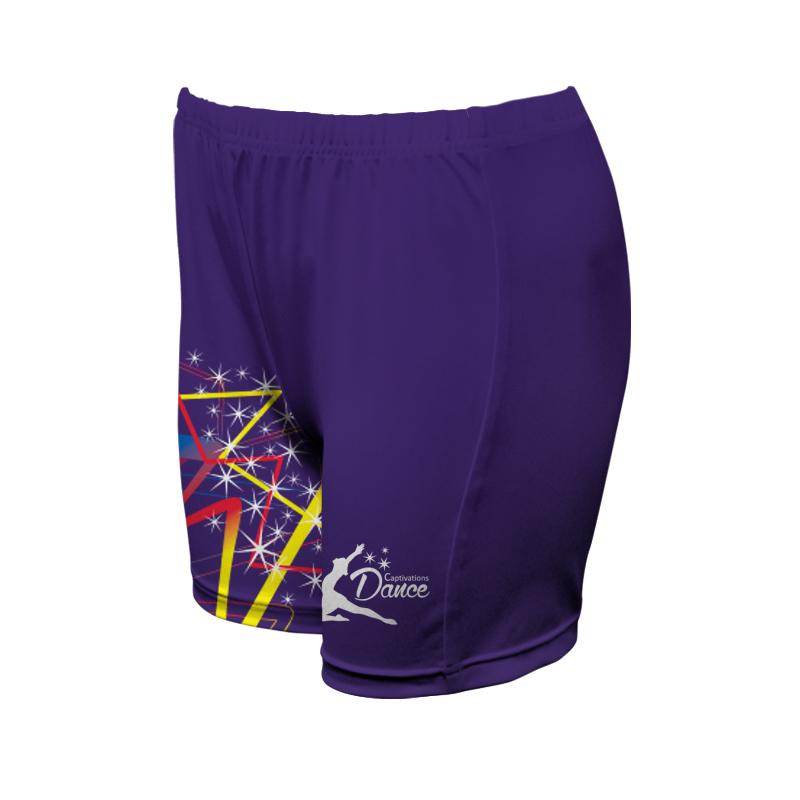 Custom Dancewear Boy Leg Tights 011