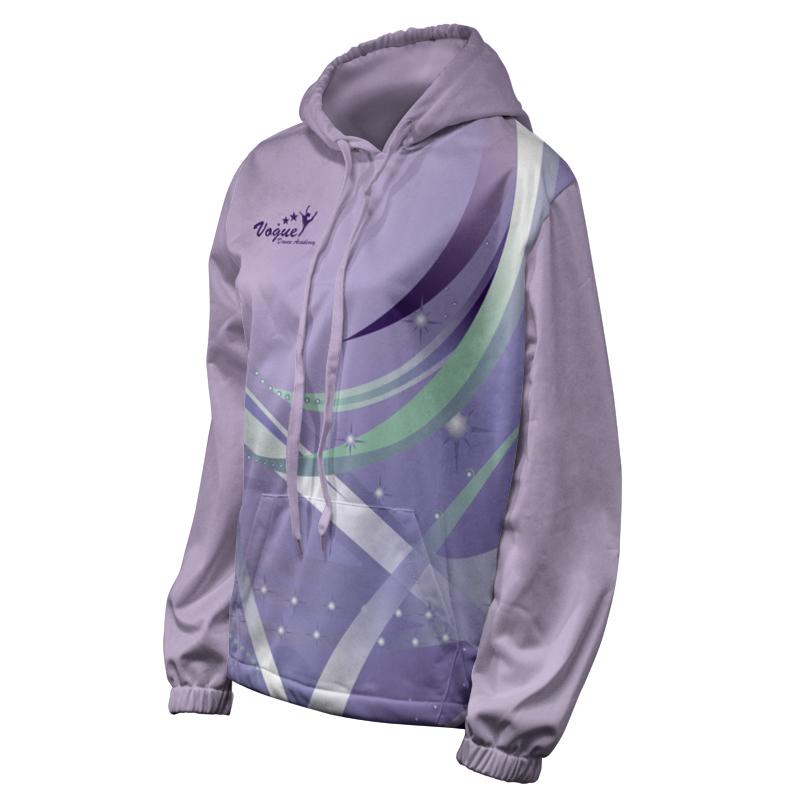 Custom Dancewear Hoodie 001