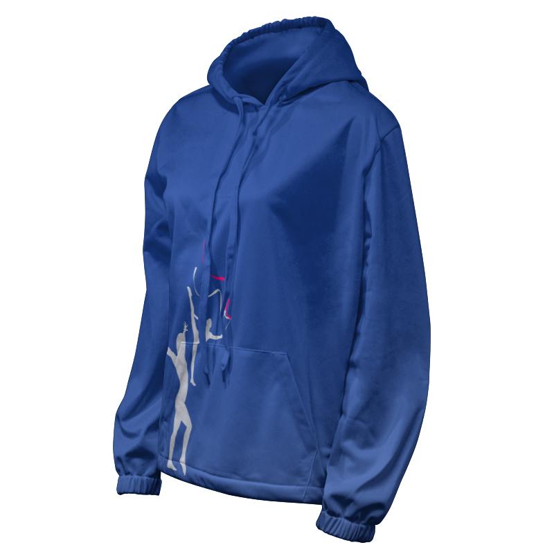 Custom Dancewear Hoodie 022