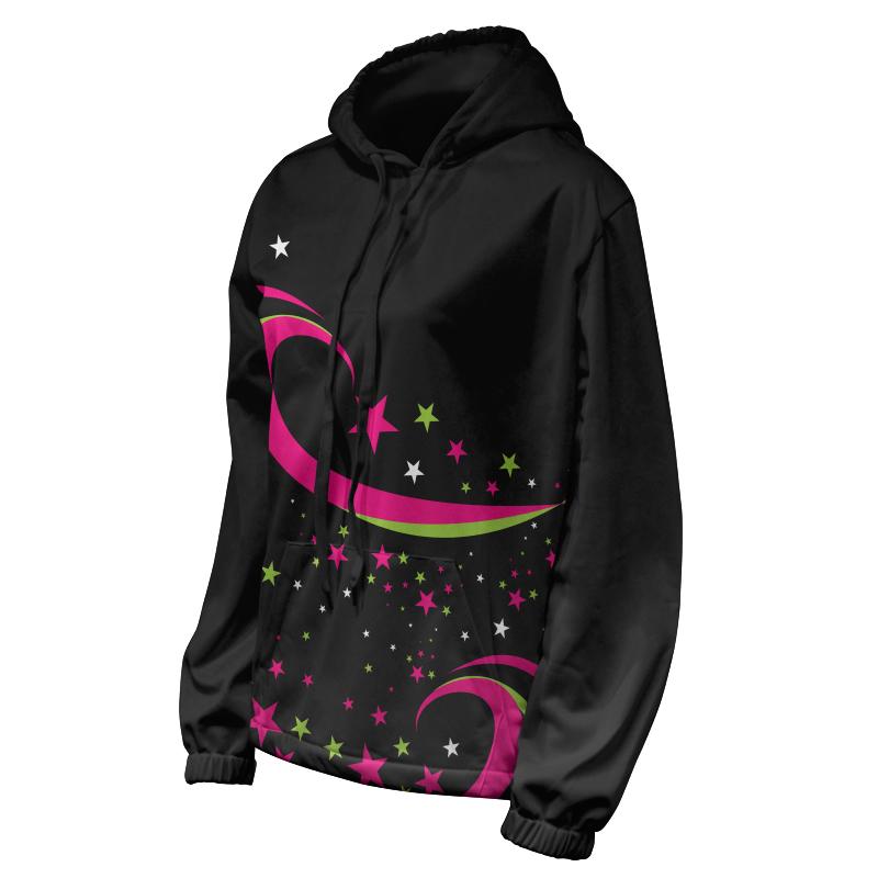 Custom Dancewear Hoodie 028