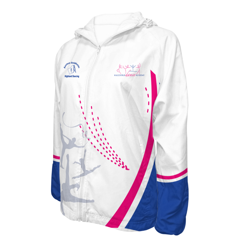 Custom Dancewear Team Jackets with Hood 008
