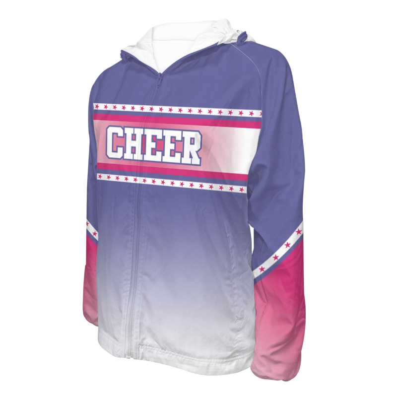 Custom Dancewear Team Jackets with Hood 012