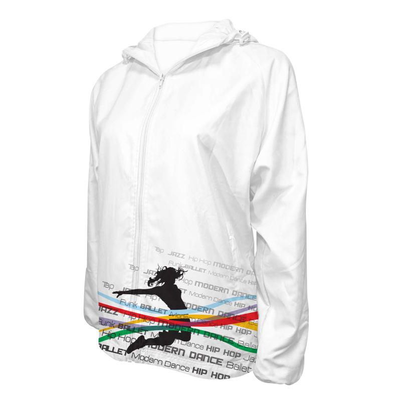 Custom Dancewear Team Jackets with Hood 013