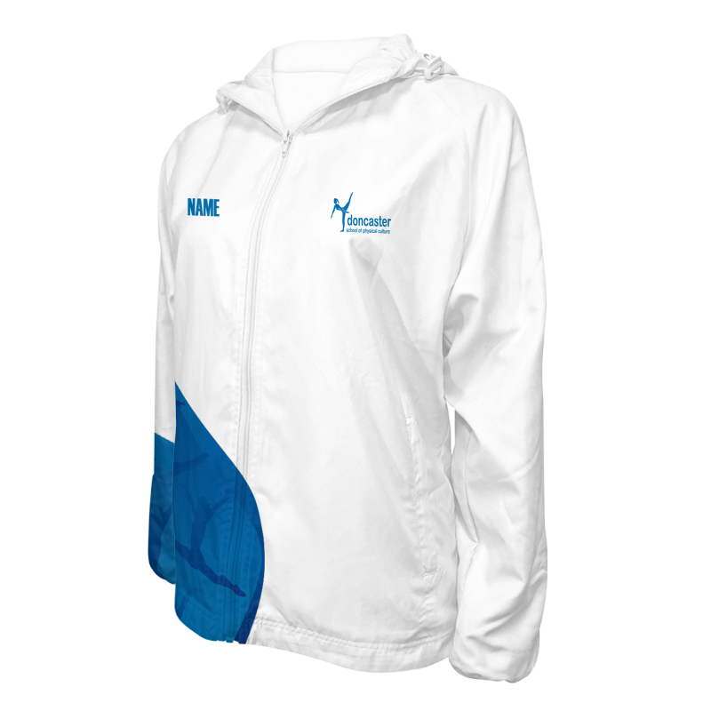Custom Dancewear Team Jackets with Hood 020