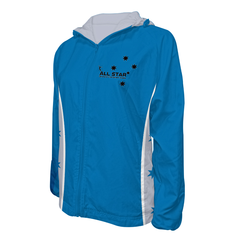 Custom Dancewear Team Jackets with Hood 021