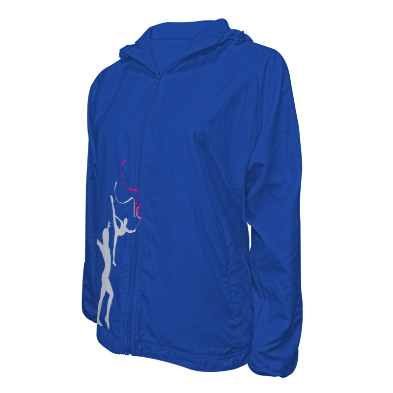 Custom Dancewear Team Jackets with Hood 022